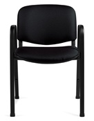 Stack Chair with Arms by Offices To Go