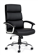 OTG MANAGEMENT SEATING SEGMENTED CUSHION CHAIR #OTG11858B