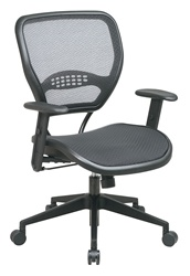 Air Grid Mesh Back Chair