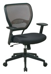 Air Grid Mesh Back Deluxe Chair