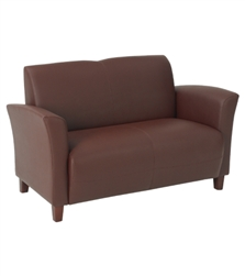 Officer Star Breeze - Eco Leather Loveseat