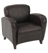Office Star Embrace - Eco Leather Club Chair