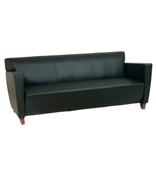 Office Star Leather Sofa