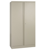 "Office Star 72"" High Storage Cabinet w/4 Adjustable Shelves"