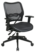 Deluxe Air Grid® Seat and Back Chair