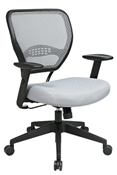 Latte Air Grid® Seat & Back Deluxe Task Chair