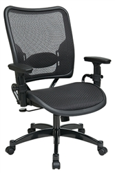 Deluxe Air Grid® Seat and Back Managers Chair