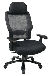 Air Grid® Back and Mesh Seat Big and Tall Chair