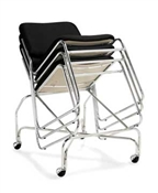 Offices To Go Armless Stack Chair