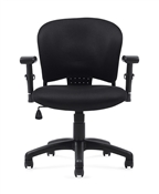 Offices To Go Mesh Fabric Managers Chair