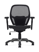Offices To Go All Mesh Executive Chair