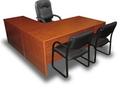 Package Deal 06 - Desk w/ Chairs
