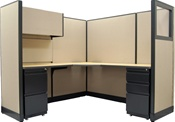 RSI 646 Remanufactured Cubicles