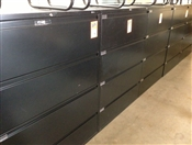 Global 4 Drawer Lateral Filing Cabinets