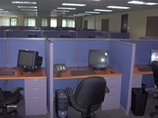 Steelcase Call Center Used Cubicles