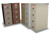 Quality Used Fireproof File Cabinets
