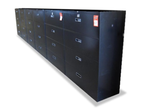 Quality Used 4 Drawer Lateral File Cabinets 03