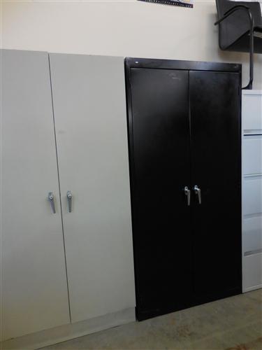Used Metal Storage Cabinet >> Used Metal Storage Cabinets