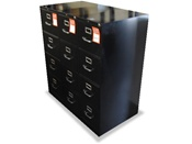 Hon Quality Used Vertical Filing Cabinets
