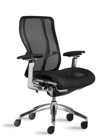 9 to 5 Vesta Mesh Ergonomic Executive Chair  sc 1 st  Office Furniture Outlet & 9 to 5 Office Chairs @ the Office Chair Outlet (858) 271-9700 San ...