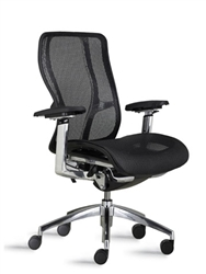 9 to 5 Vesta Mesh Ergonomic Executive Chair