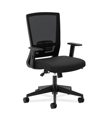 Basyx HVL541 Mesh High-Back Task Chair