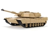 Heng Long US M1A2 Abram Heavy Tank with 2.4G radio, 1:16