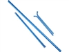 Shogun 400 165174 Aluminum Parts Set, Blue