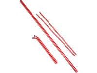 Shogun 400 165176 Aluminum Parts Set Red