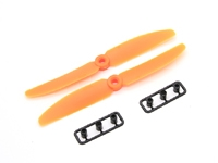 5030 250 Quad Orange Racing Props (1 CW + 1 CWW)