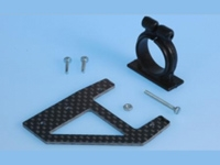 Ikarus #67924 Carbon Tail Servo Mount