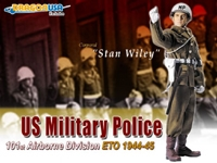 "U.S. Military Police 101st Airborne Division (Corporal) ""Stan Wiley"""