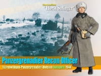 "Panzergrenadier Recon Officer 18th Division ""Horst Salinger"""