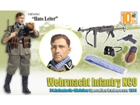 "Wehrmacht Infantry NCO 34 Infantrie Division ""Hans Leiter"""