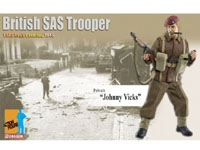 "British SAS Trooper 1 SAS Regiment ""John Vicks"""