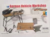 1/6 German Vehicle Workshop