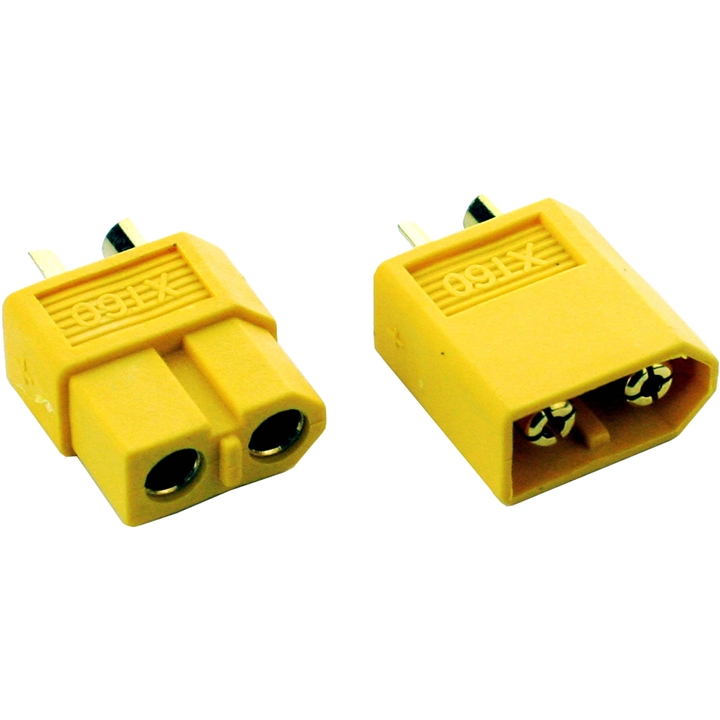 XT60 Connectors (Pair)