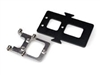 Align T-Rex 450 Aluminum Battery Mounting Plate Set Grey