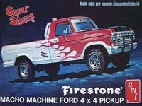 AMT858/12 1/25 '78 Ford Pickup