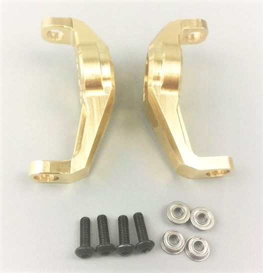 Brass Front C-Hub Carriers (2), APS29003