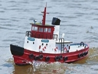 Aquacraft Atlantic Harbor tugboat RTR
