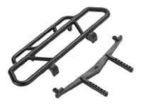 ARRMA AR320319 SC Rear Bumper and Body Mount Set