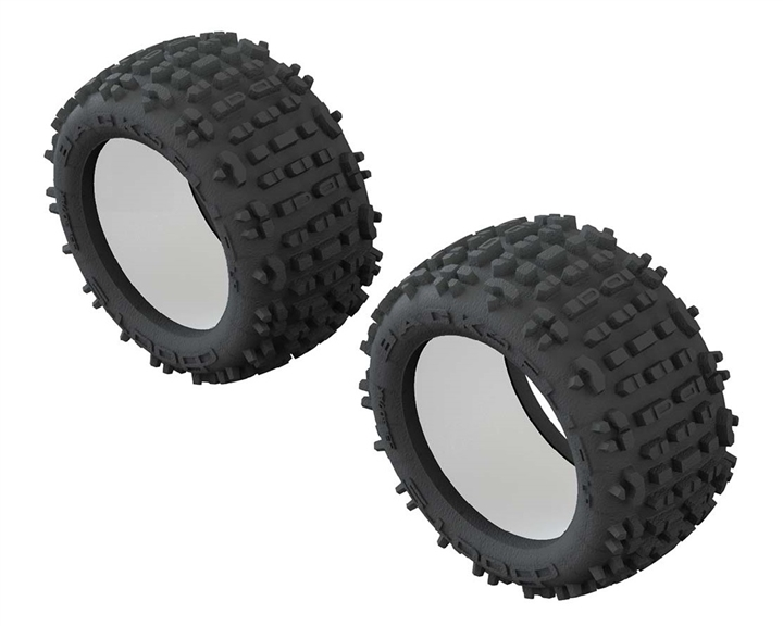 AR520049 Backflip LP Tire 3.8 Foam Inserts (2) ARAC9435