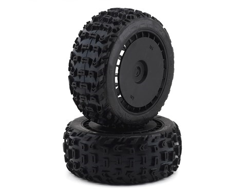 Arrma KATAR T 6S Tire/Wheel Set Talion (2) AR550048