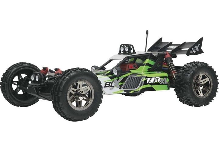 ARRMA Raider XL BLX Brushless 1/8 scale RTR Buggy