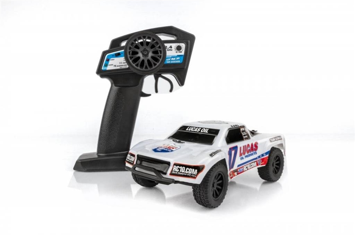 Team Associated SC28 Lucas Oil Edition 1/28 Scale RTR 2wd Short Course Truck, ASC20150