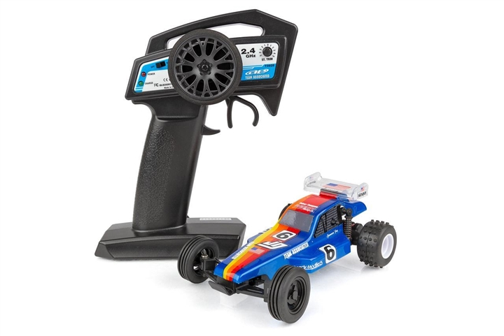 Team Associated RC28 1/28 RTR 2WD Micro RC10 Jammin' Jay Halsey Replica Buggy, ASC20156