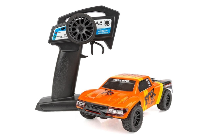 Team Associated SC28 FOX Factory Edition 1/28 Scale RTR 2wd Short Course Truck,