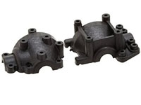Associated 2368 NTC3 Front/Rear Transmission Case