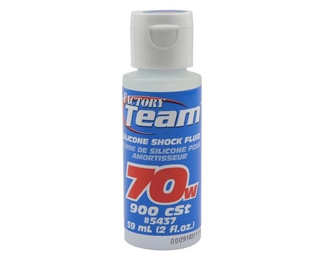 Team Associated Silicone Shock Oil (2oz) (70wt) ASC5437